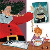 Новогодняя история о леснике и белом волке: новый взгляд на Санта Клауса!