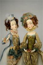 VIII Московская международная выставка авторских кукол «Искусство куклы»
