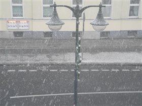 nu vot i  nam snegu podvezli