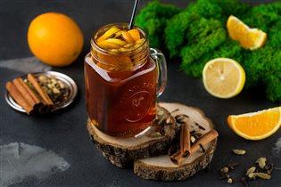 Домашний глинтвейн и грог: рецепты без алкоголя