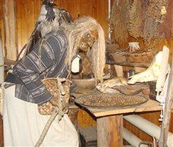 'Колдунья'- музей мифов и суеверий . г. Углич