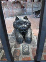 Кёнигсберский кот  (Фридрихсбургские ворота)