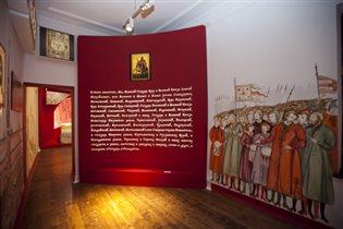В Музее «Стрелецкие палаты» открылась новая экспозиция «Служилые люди государства Московского»