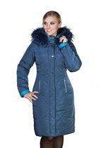 Женское зимнее пальто р-р 54