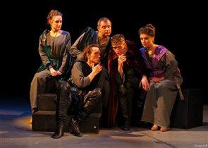 Спектакль «Гамлет. Начало»