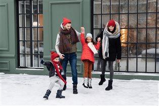 Детская зимняя обувь Skandia - новая коллекция