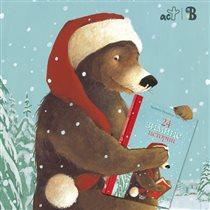 '24 зимние истории'  для уютных новогодних праздников