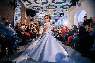 Модный Детский Показ Eventail Kids 'Новогодняя фантазия'