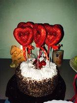 Тортик от всего сердца