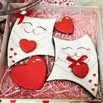 Влюблённые сердца