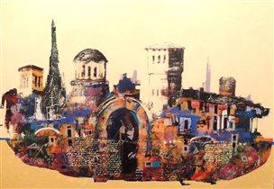 Бесплатная выставка сербских картин и старинного кружева