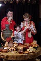 Масленица- семейный праздник ;)