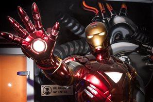 Гигантские роботы оживут в Санкт-Петербурге