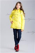 Отличная легкая курточка . Б/У , р-р 146, 500 руб