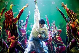 Театрально-цирковое шоу «Человек-амфибия»