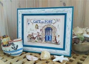 Marie Coeur 'Cafe du Port'