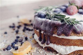 Фитнес-десерты - более полезные, такие же вкусные