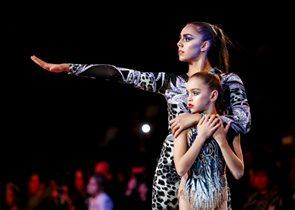 Шоу олимпийских чемпионов с Маргаритой Мамун «Рождение звезды»