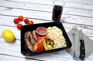 Simplemeals - сервис доставки правильного питания