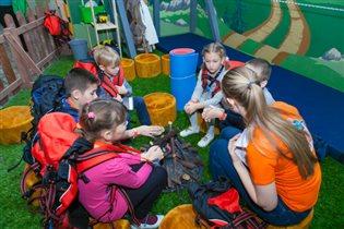 Дети позаботятся об экологии на весенних каникулах