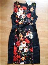 Платье размер L 1400рую