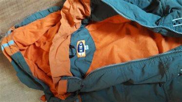Куртка на мальчика рост 104