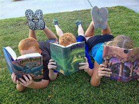 Лекция 'Книжный старт: когда, как и что читать детям'