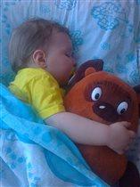 Сладкий сон с Винни)))