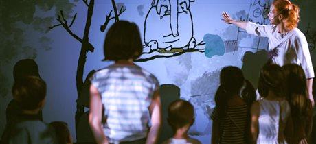 Интерактивный спектакль 'Шшшь', 6+. Взрослым вход строго воспрещен!
