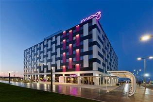 Отель Moxy открылся в Вене