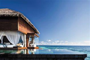 Отель Jumeirah Dhevanafushi - на Мальдивы всей семьей