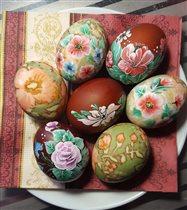 Пасхальные яйца 2