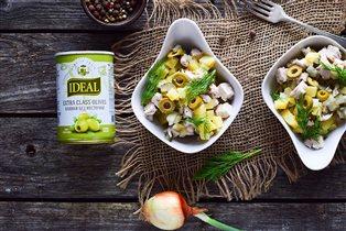 IDEAL: оливковое масло и оливки из Севильи