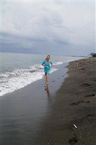 пляж поселка Шекветели