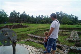 Гонио-Апсаросская крепость.