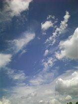 Облако надо мной