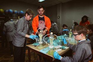 'Научный детектив' - новая программа 'Умной Москвы' для выпускных