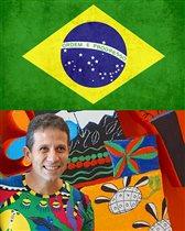 Знаменитый бразильский иллюстратор Роже Мелу в РГДБ