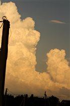 пелена облаков