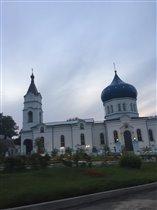 Церковь Сергея Радонежского(Город Плавск)