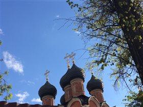Высоко-Петровский мужской монастырь. Купала.