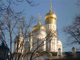 Москва . Кремль