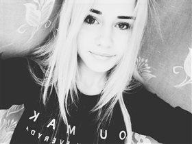 Моя сестричка Анечка 15 лет