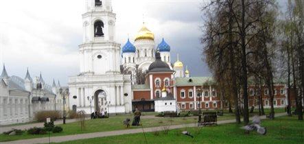 КУПОЛА  Спасо-Преображенского собора  в Угр. мон