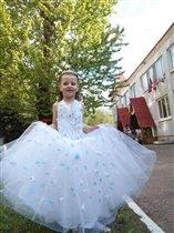Наша маленькая принцессочка!!!
