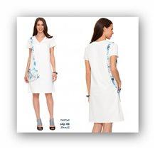 Платье Эйр 06 белый
