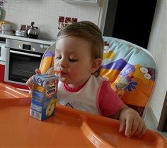 Яблочный сок после баньки )