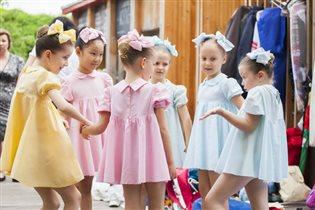 Большой фестиваль московских школ искусств
