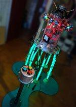 Робот-осьминог Василий впервые «выйдет в свет» в День защиты детей