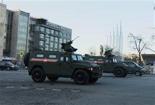 Бронеавтомобиль «Тигр-М» с боевым модулем «Арбалет